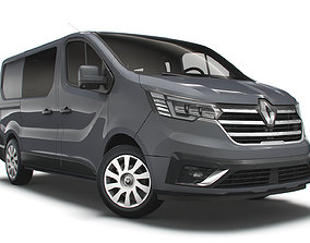Renault Trafic Combi 2021 3D model