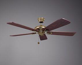 Hunter Seville Fan 3d model
