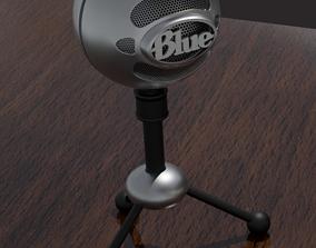 3D Snowball Microphone