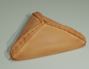 3D printable model Echpachmak - Tatar pie