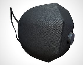 3D asset N 95 Mask