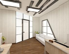 3D Small Office Design