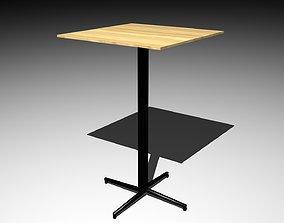 TERRACE TABLE 3D