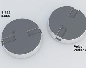 3D robot parts