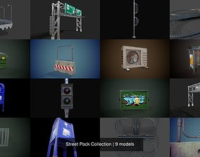 Street Pack Collection 3D