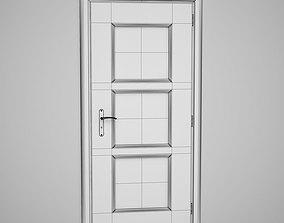 fbx CGAxis Door 3D model