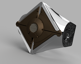 3D printable model Destiny - Raid Ring - Vault of Glass