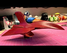 3D print model Brain Condor - Great Mazinger - MaxLab