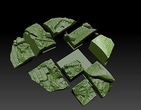 The Rhino 3D printable model