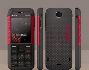 3D model Nokia 5310