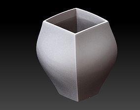 Extended pot 44 3D print model