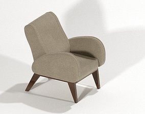 RELAXY ARM CHAIR 3DS MAX 2021 CORONA 5 realtime