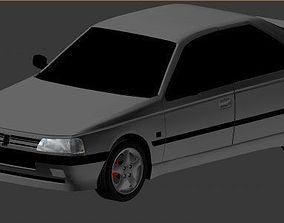 3D model Peugeot 405 T16 - 1993