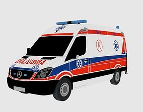 3D ambulance medicine