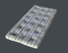 Mattress Old 3D asset