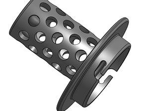 MSPA whirlpool filter adapter 3D print model