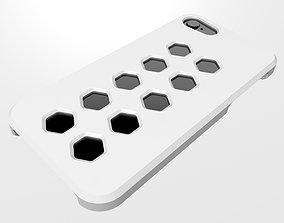 3D printable model iPhone 7 8 Case Sesto Elemento
