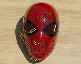 3D print model Spiderman Far From Home Face Shell