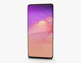 Samsung Galaxy S10 Flamingo Pink 3D