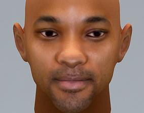 Will Smith 3D model