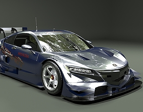 3D Honda NSX GT 2013 classic