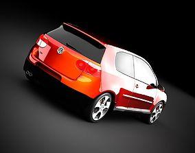 VW Golf GTI MK5 3D