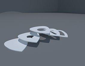 3D printable model Pena For instrument