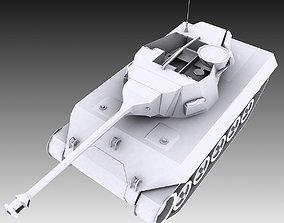 Hellcat Tank 3D model
