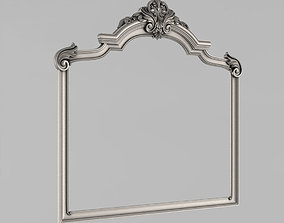 Frame for the mirror edging 3D print model