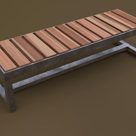 Bench 12 R