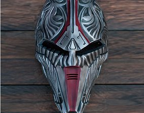 Sith Acolyte Star Wars mask printable