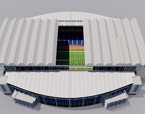 3D model NRG Stadium - Houston