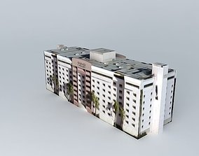 3D model The Carriage House