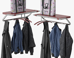 3D NEXT Coat rack By Inno
