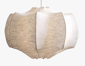 3D model Flos Viscontea hanging lamp