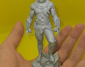hero dc Talon three weapons in 3D print model