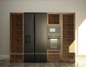 LENGTH CABINET 3D asset