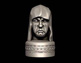 The man in the hood 3D print model