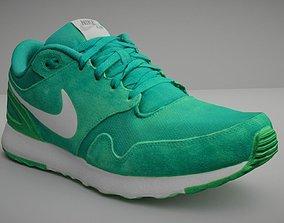 low-poly Nike shoe low poly 3D model