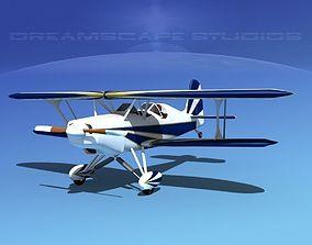 3D model Stolp Starduster Too SA300 V05