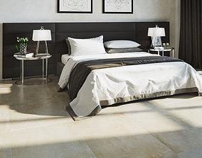 Hotel Bedroom HD 3D