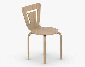 3D model 1233 - Office Chair