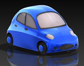 3D Toy Car car