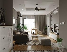 3D Sky Apartment