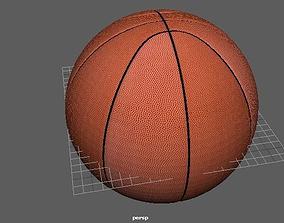 3D asset VR / AR ready BASKETBALL