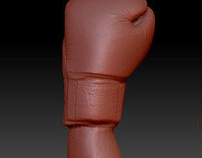 Boxing glove 3D printable model