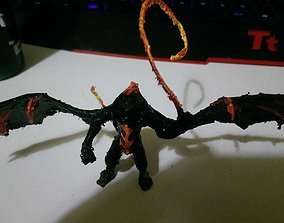 The Lord Of The Rings Balrog Model