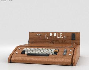 3D Apple I Computer