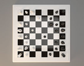 3D competition Chess