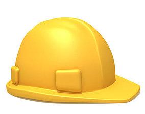 3D hard Safety helmet